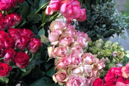 薔薇 バラ 楽しむ テーマ ワークショップ レッスン