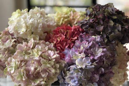髪飾り 花 バレエ 花材 初売り 初仕入れ アーティフィシャルフラワー プリザーブドフラワー