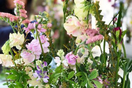 雛祭り ワークショップ レッスン 春 花 フラワーアレンジメント