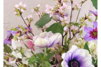 卒業 送別 シーズン 贈る 生花 花束 フラワー アレンジメント オーダー