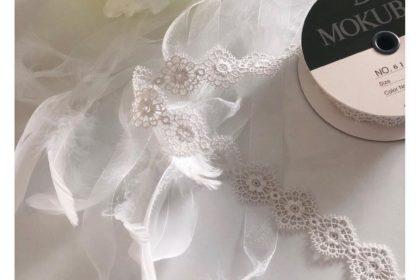 白鳥の湖 花かんむり 上野の森バレエホリデイ オーガンジーリボン MOKUBA ワークショップ