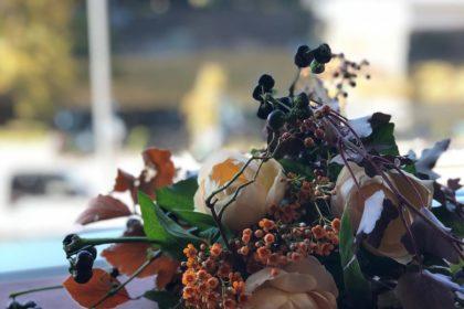 クリスチャントルチュ セミナー ミニブーケ 花器 フラワーアレンジメント 琴線 デザイン 花
